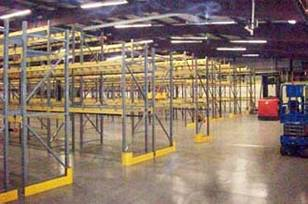 Warehouse Reconfiguration